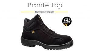 Bronte Top: Una bota profesional especialmente transpirable