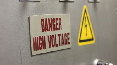 Which PPEs are needed for workers that could suffer from electrical risks?