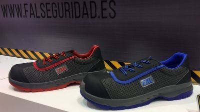 Fal Seguridad exhibits at International Security, Safety and Fire exhibition